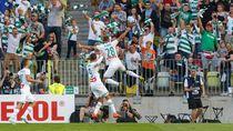 Tanpa Egy, Lechia Kalahkan Brondby di Kualifikasi Liga Europa