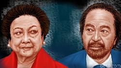 Ada Apa sih Antara Megawati dan Surya Paloh?