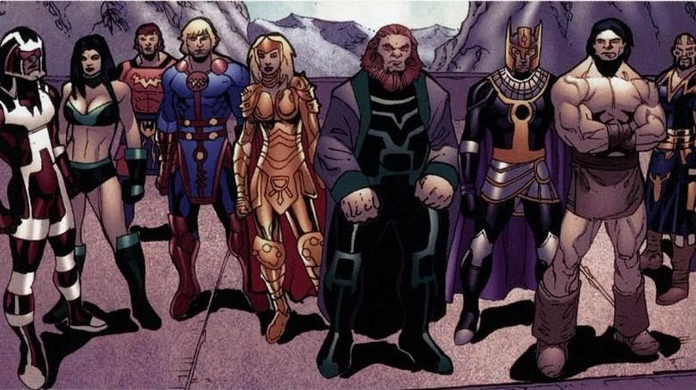 Foto: The Eternals (Marvel Fandom)