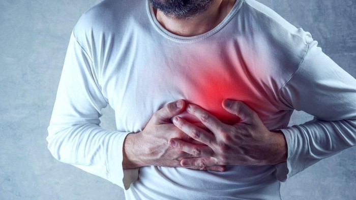 Hoax terapi infus bias mengobati penyakit jantung koroner. Foto ilustrasi: BBC Magazine