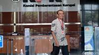 KPK menyebut kehadiran Gatot dibutuhkan untuk pengembangan kasus suap dana hibah di Kemenpora.