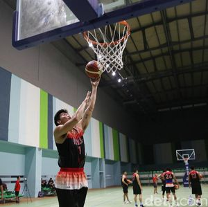 Dapat Izin Gelar Pelatnas, Timnas Basket Tak Ingin Gegabah