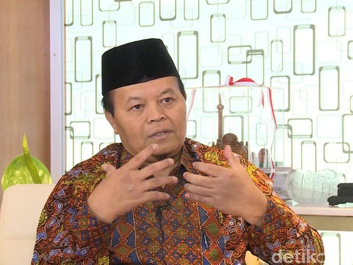 Wakil Ketua Majelis Syuro PKS Hidayat Nur Wahid