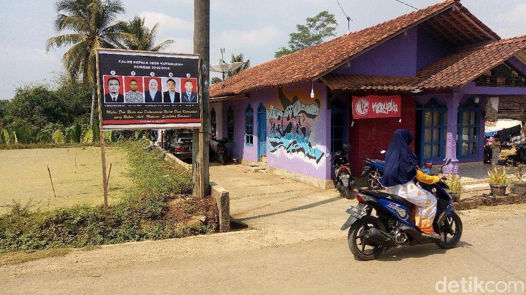 Ada 5 Cakades di Desa Ini, Seluruhnya dari Satu Keluarga