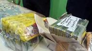 Penampakan Ratusan Jamu yang Disita dari Calon Haji Asal Surabaya