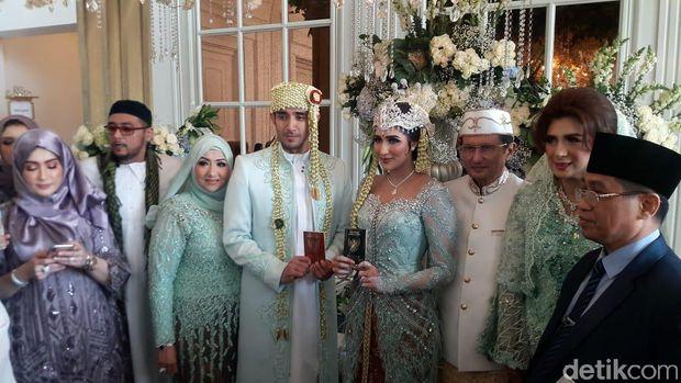 Eks istri Tommy Kurniawan nikah lagi, Sandiaga jadi saksi