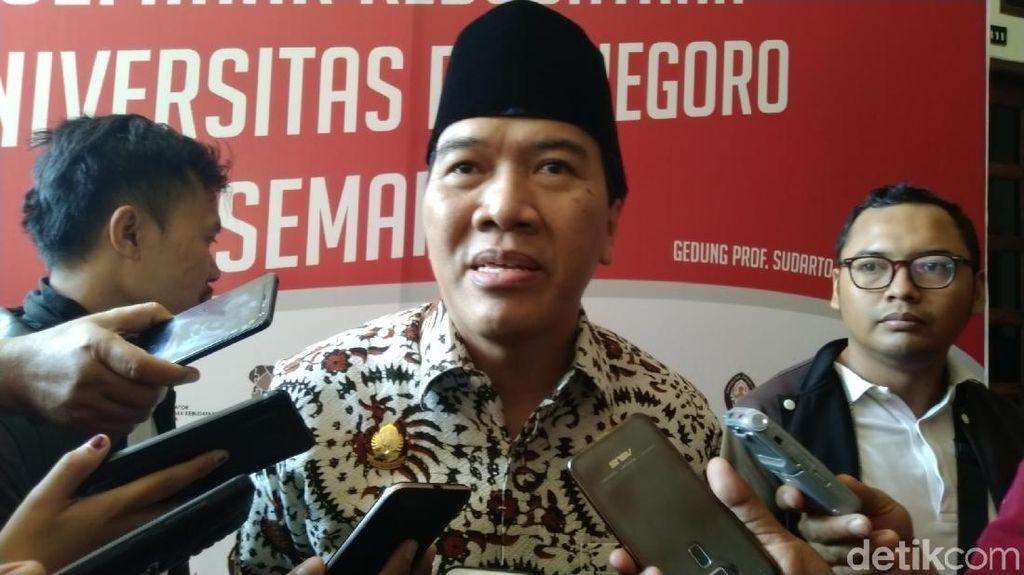 Singgung Penguatan Karakter, Forum Rektor: Penyelesaiannya Bukan Bahas RUU HIP