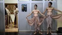 Saat ini, Namarina sedang mempersiapkan kurikulum berbasis nasional bidang tari balet dan jazz.