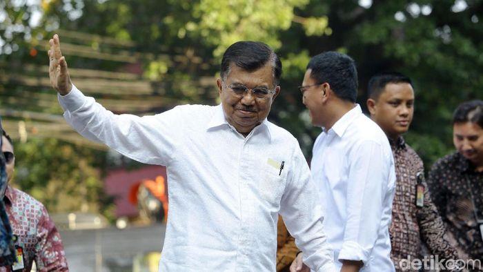 Wakil Presiden Jusuf Kalla (JK)/Foto: Grandyos Zafna