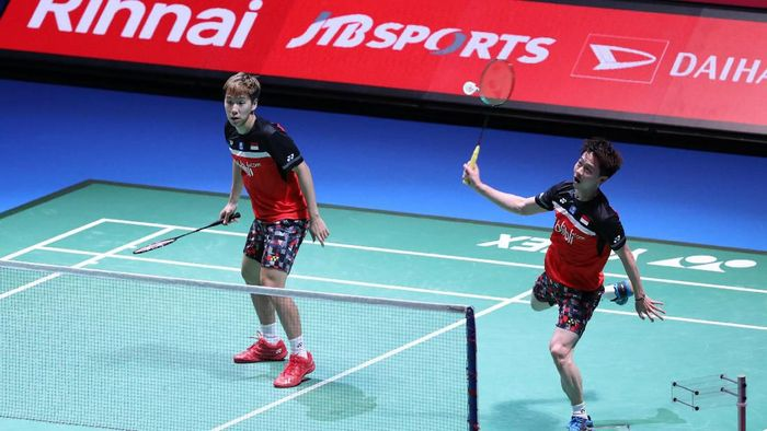 Image result for kevin marcus di japan open 2019