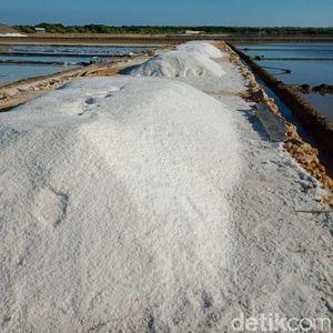 Pengusaha Tagih Sisa Impor Garam Industri 1,16 Juta Ton