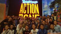 Piknik Edukatif 150 Alumni SMA CT Arsa di Trans Studio Cibubur