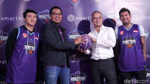 Hadapi IBL 2019/2020, Hangtuah Jakarta Dapat Sponsor Baru