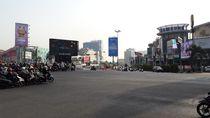 Simpang BCP Bekasi Arah Jakarta Ditutup Mulai Besok Pukul 13.00 WIB