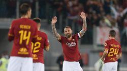 Demi Tonton Derby Roma di Curva Sud, De Rossi Nyamar Jadi Ultras
