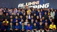 CT Arsa Foundation mengadakan gathering bersama alumni lulusan SMA Unggulan CT Arsa Foundation di Auditorium Bank Mega, Mampang, Jakarta Selatan, Sabtu (27/7/2019).