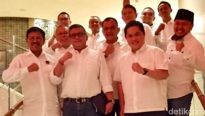 Eks TKN Jokowi-Maruf Amin. (Dok. Sekjen PKPI Verry Surya Hendrawan)