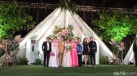 Siti Badriah Nikah, Ayu Ting Ting-Zaskia Gotik Didoakan Segera Nyusul
