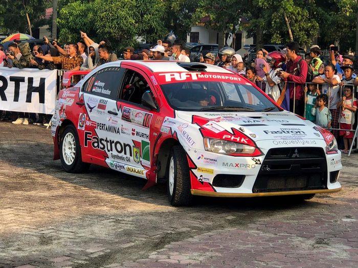 Dalam gelaran APRC 20019 ini sekaligus penanda pertama kalinya APRC digelar lagi di Indonesia usai absen selama satu dekade terakhir yang pernah digelar di Makassar 2009 silam. Total 63 peserta baik nasional maupun internasional ikut meramaikan kejuaraan bergengsi Internasional ini. Foto: dok. APRC