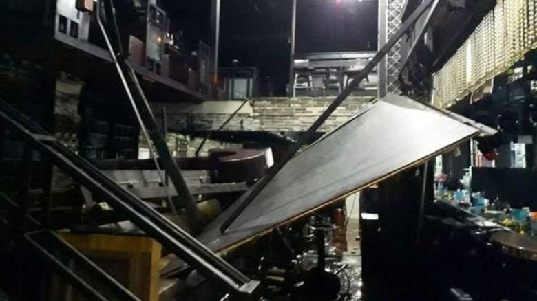Balkon Kelab Malam di Korea Selatan Ambruk, 2 Orang Tewas