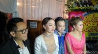 Tim Huru-hara di Resepsi Siti Badriah, Ayu Ting Ting hingga Zaskia Gotik