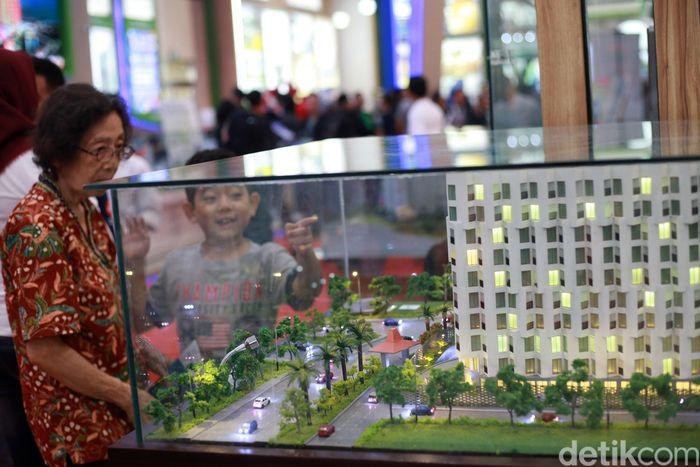 PT Bank Tabungan Negara Tbk (BTN) kembali menggelar Indonesia Properti Expo (IPEX) di Jakarta Convention Center, Sabtu (27/7/2019).