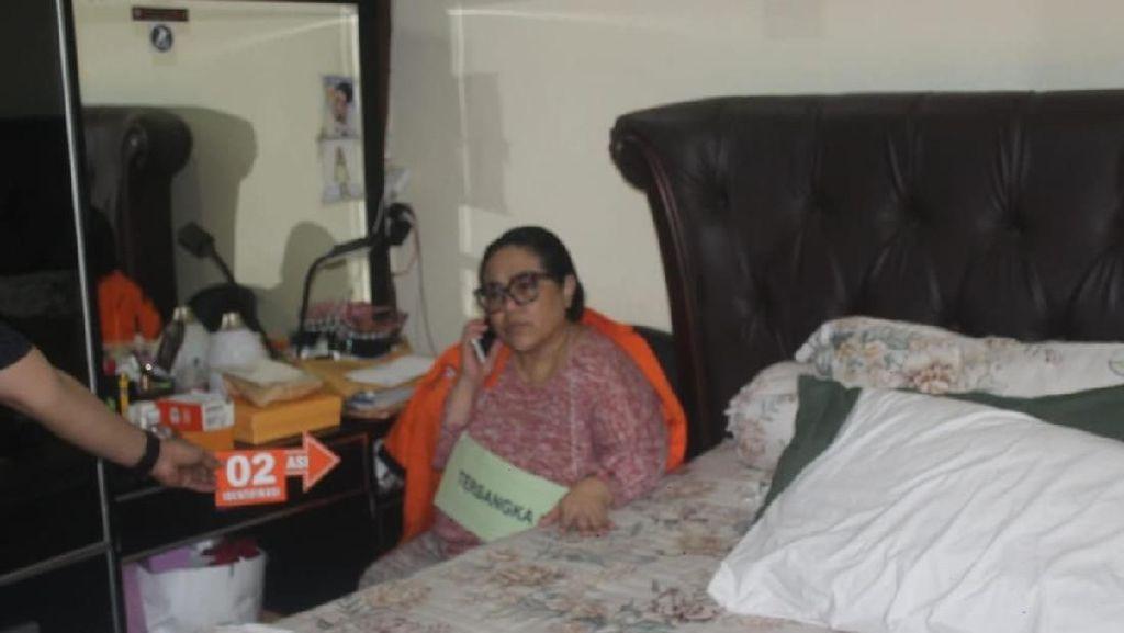 Nunung di RSKO Cibubur, Keluarga Cuma Bisa Kirim Makanan