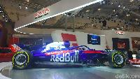 Mobil F1 Honda, Torro Rosso Sedot Perhatian Pengunjung GIIAS 2019