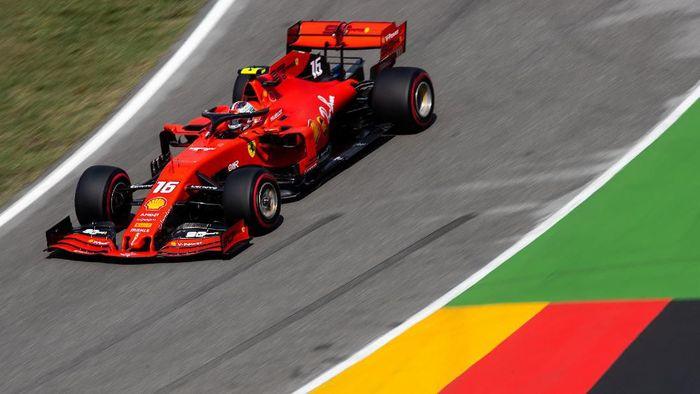 Charles Leclerc tampil apik di Formula 1 musim 2019 ini. (Foto: Lars Baron / Getty Images)