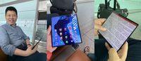 Bos Huawei Pamer Huawei Mate X Terbaru