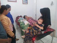 Gerak Sigap Satgas Tinombala Evakuasi Ibu Kritis Saat Lahirkan Anak