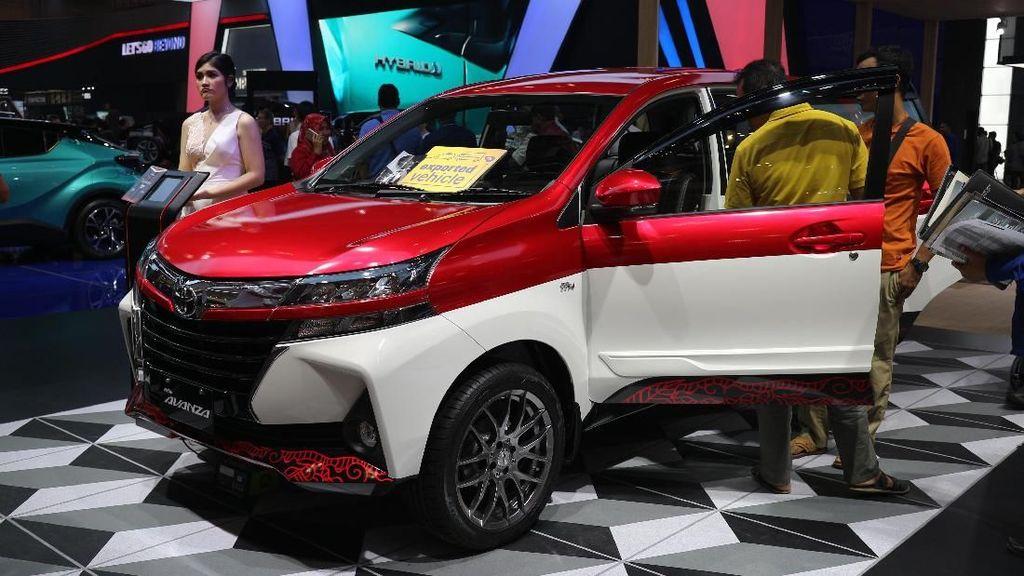 Avanza Dominasi Penjualan Toyota di Balikpapan