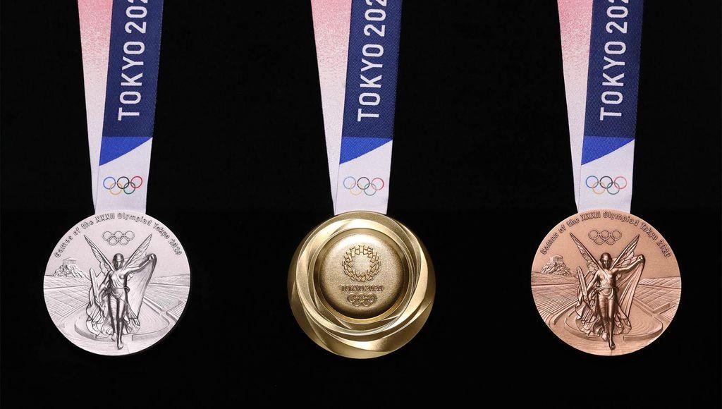 Olimpiade yang akan digunakan pada Olimpiade 2020 di Tokyo, Jepang, resmi dirilis. Foto:Olympic.org