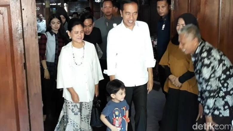Jokowi: Jika Banyak Pilihan Makin Mudah Tentukan Kabinet Baru