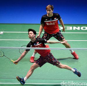 Jadwal Pertandingan 8 Wakil Indonesia di 32 Besar Kejuaraan Dunia Bulutangkis