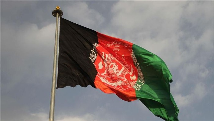 Bendera Afghanistan