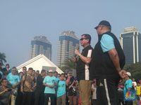 Jonan: Gubernur Harus Berani Bikin Aturan Wajib Panel Surya