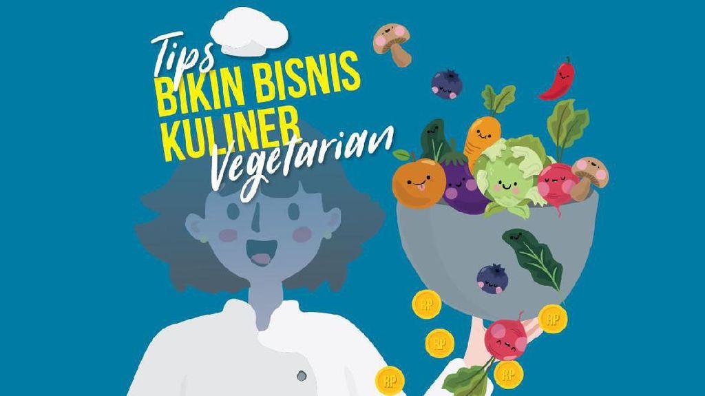 Wajib Baca Buat yang Mau Bisnis Kuliner Vegetarian