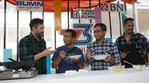 Tora Sudiro hingga Chef Norman Masak Empal Gentong di Halal Park
