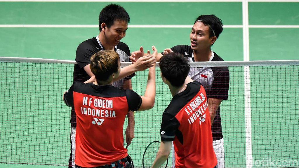 Jadwal Pertandingan Final Denmark Open: Indonesia Loloskan 3 Wakil