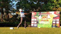 Bangkitkan Pariwisata Lombok, Polda NTB Gelar Turnamen Golf