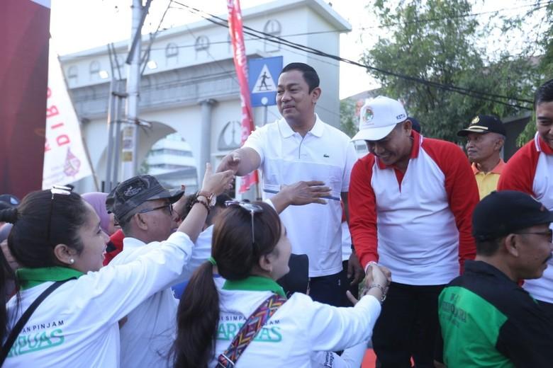 Semarang Punya 450 Koperasi Aktif, Wali Kota: Luar Biasa