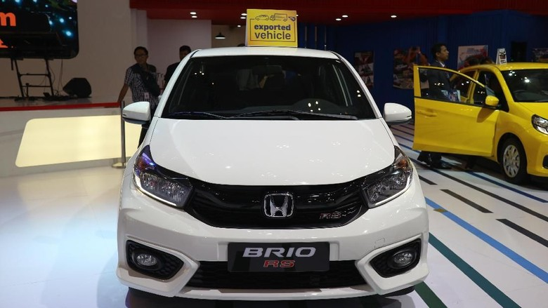 Honda Brio setir kiri