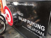 Huah!  Pedas Menyengat Nasi Balap Puyung Cocok Buat Sarapan