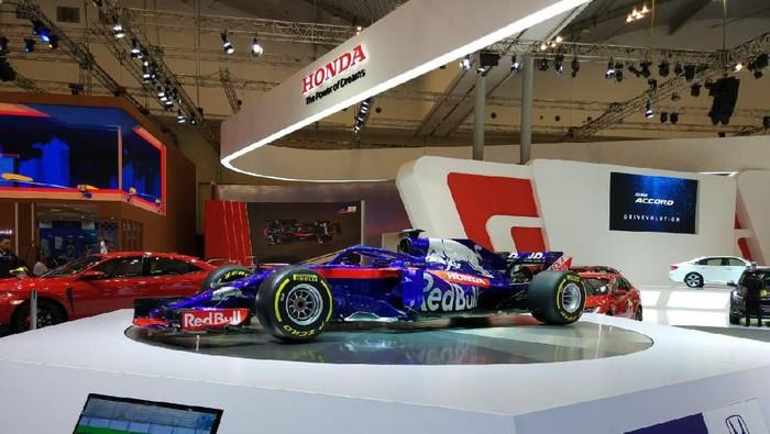 Mobil Formula 1 Honda Tampil di GIIAS 2019