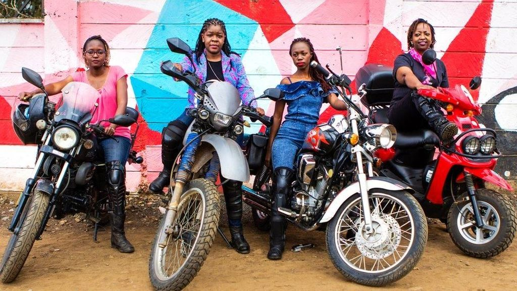 Inked Sisterhood, Geng Motor Perempuan yang Kejutkan Warga Kenya