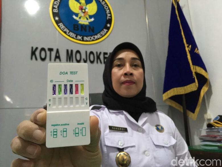 Tes Narkoba Calon Pengantin Di Kota Mojokerto Tak Gratis