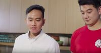 Chef Arnold-Kaesang-Gibran Beberkan Resep 'Telur Selimut' Mangkok Ku