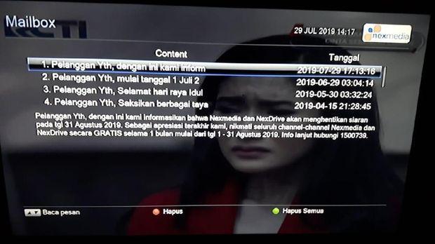 Waduh, Nexmedia Tutup Layanan per 1 September 2019?