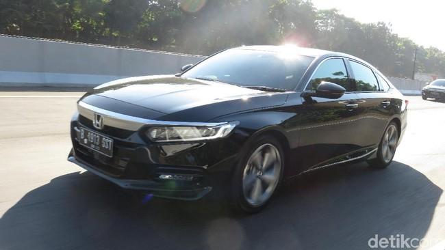 Honda Accord 2019 Foto: Rangga Rahadiansyah